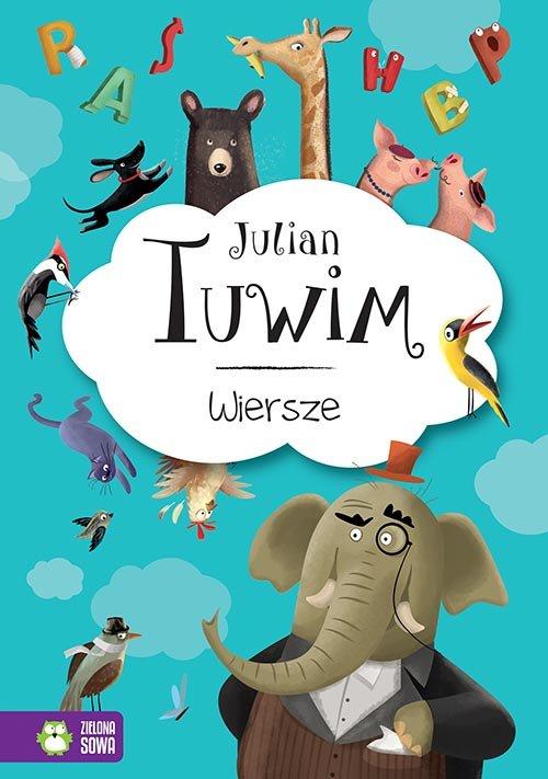 Najpiekniejsze Wiersze Dla Dzieci Julian Tuwim